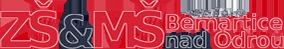 logo ZŠ Bernartice nad Odrou